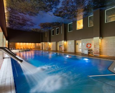 Wellness programme with SPA VILNIUS pool services