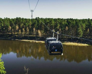 Discount with Druskininkai Cable Car ticket